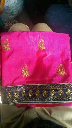 Embroidery Saree Work Services