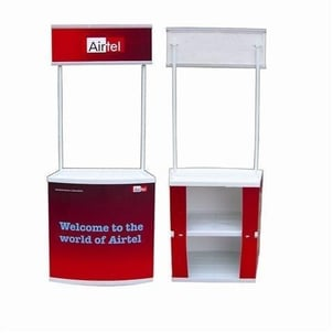 Outdoor Printed Promotional Table