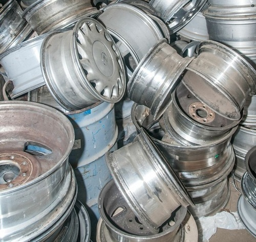 Aluminum Alloy Wheel With High Purity
