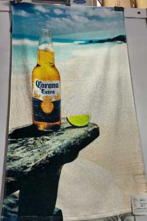 Digital Printed Promotional Cotton Towels