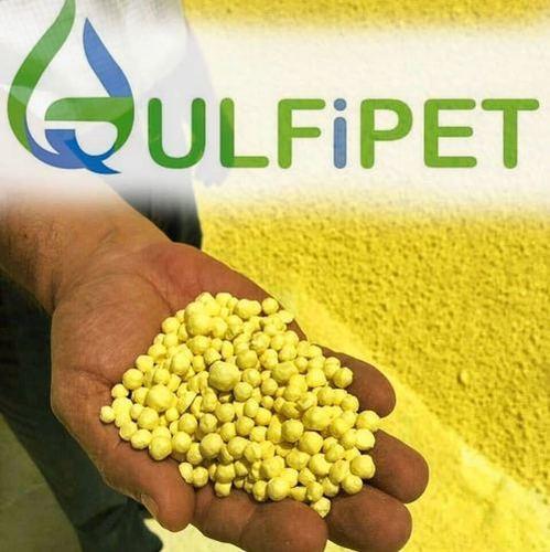 Bulk Sulfur Granule Fertilizer