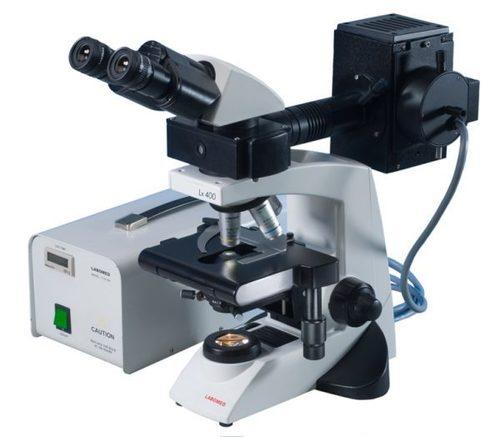 Flouroscent Microscope