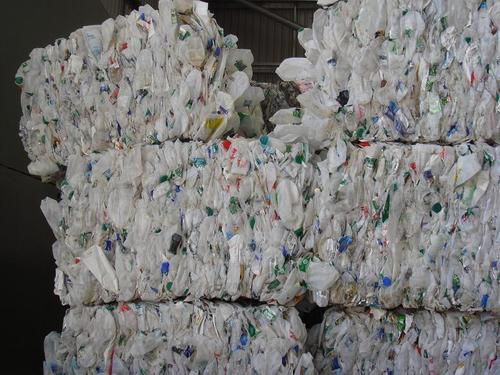 HDPE Milk Bottle Flakes Scrap