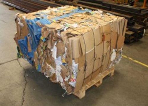 Old Corrugated Carton Waste Paper Scraps (OCC)