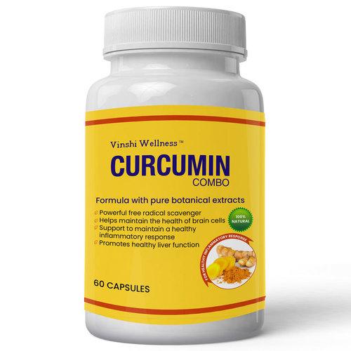 Turmeric Combo - Natural Pain Solution Capsule