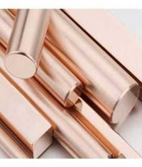 Copper Chromium Zirconium Bar