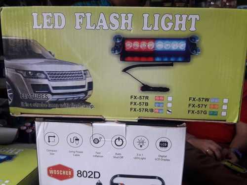 Led Auto Flash Light