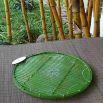 Natural Handmade Bamboo Placemats
