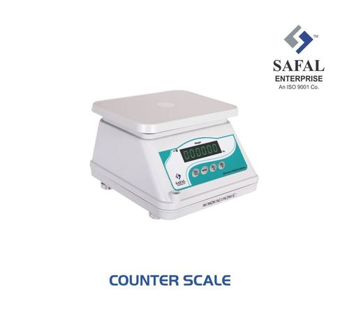 Counter Scale, Chhotu Scale, Waterproof Scale