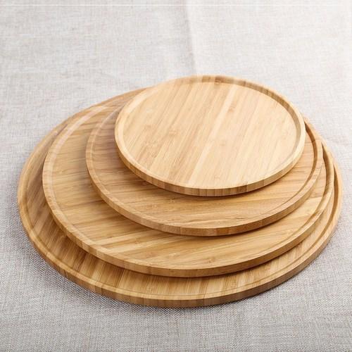 Natural Eco Friendly Bamboo Tray