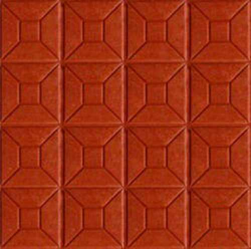 Red Indoor Paver Tiles