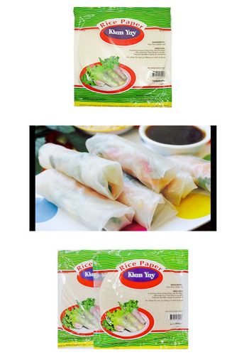 Spring Roll Rice Paper Wrappers