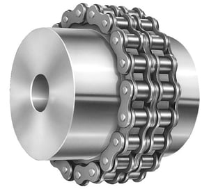 Compact Size Chain Coupling