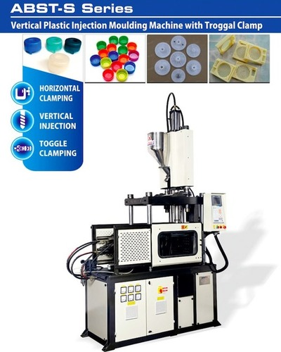 Junction Box Vertical Injection Moulding Machine