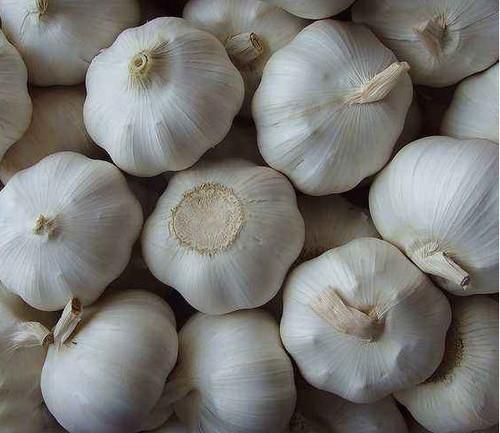 Organic Dried Garlic Cloves