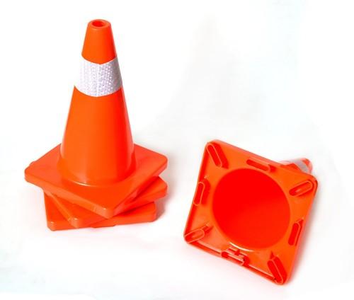 Reflective Safety Cones
