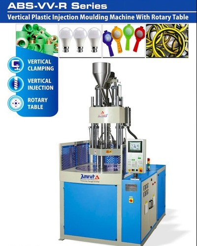 Tea Strainer Vertical Rotary Moulding Machine