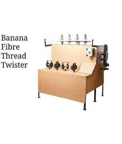 Banana Fibre Thread Twister