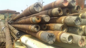 Round Drill Pipe