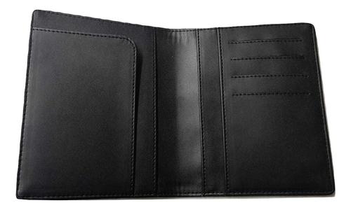 Genuine Leather Passport Case