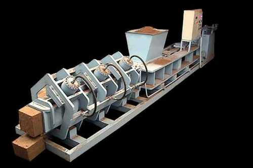 Hydraulic Coir Pith Block Making Machine