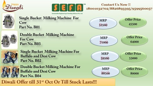 Milking Machine - SEFA