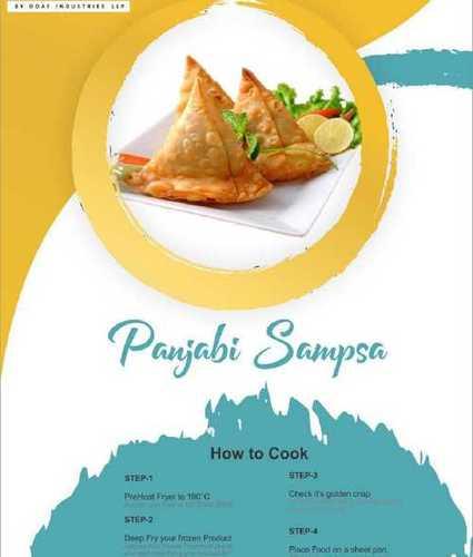 Punjabi Fresh Tasty Samosa