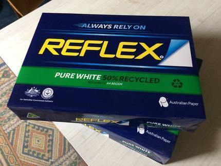 Reflex Recycled Copier Paper