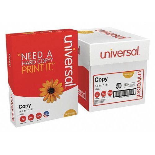 Universal Paper, Xero20lb LtrWhite, 5Rm, Cn, PK5