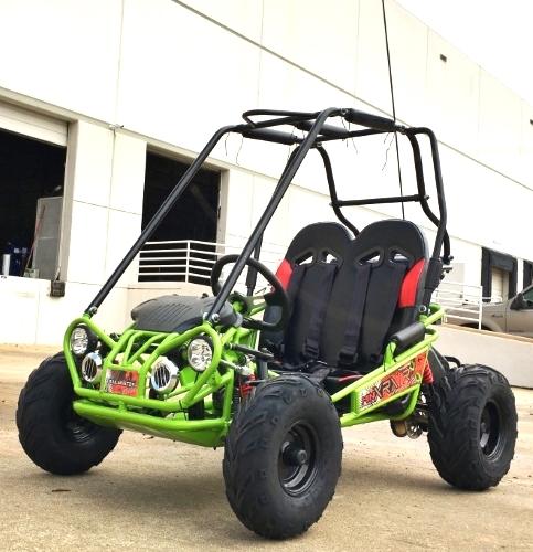 200 Go Kart TrailMaster XRX-R Plus Automatic With Reverse Go Kart