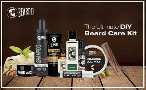 Beard Care Kit Gender: Male
