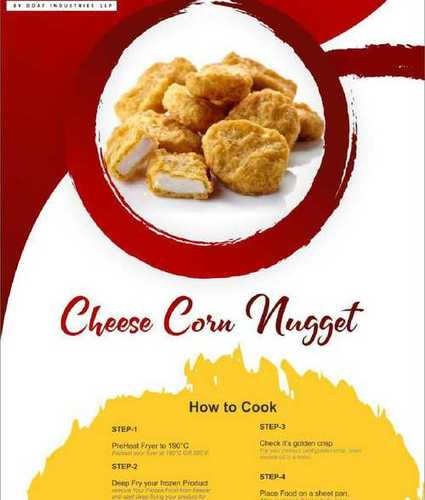 Cheese Corn Nugget