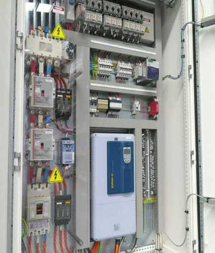 Fully Electrical Control Panel
