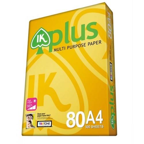 IK Plus Copy Paper (80Gsm)