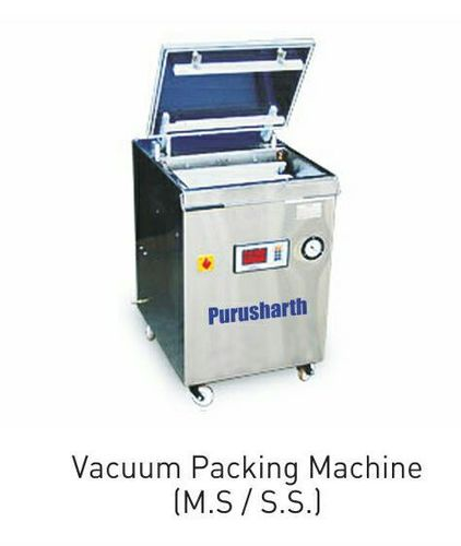 Dryfruit, Cachew Nut Pouch Vacuum Packing And Sealing Machine