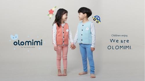 Olomimi Kids Dress Set Age Group: 2-12