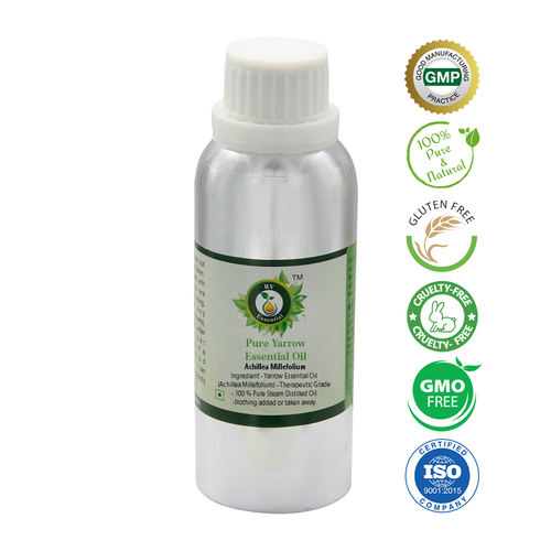 R V Essential Pure Yarrow Essential Oil