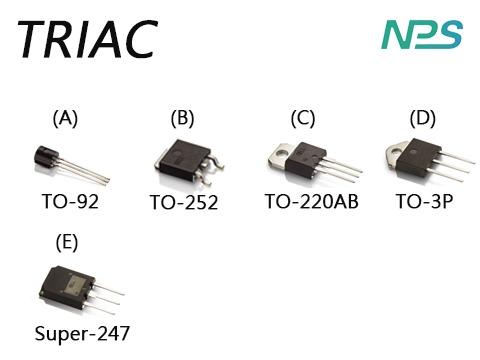 TRIAC Electric Diode Module