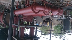 Tyre And Plastic Pyrolysis Plant