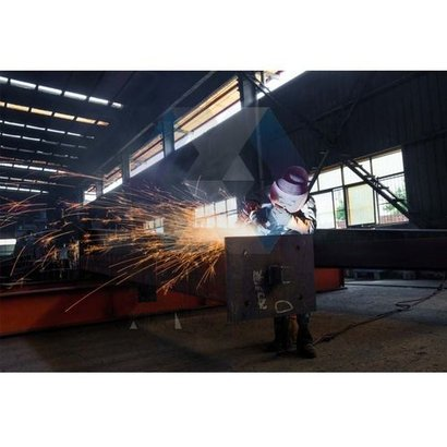China Prefab Workshop Fabricated Steel Structure