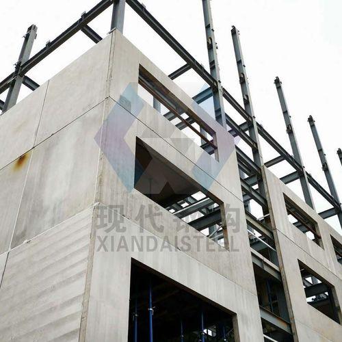 Economic Development Zone Steel Structure