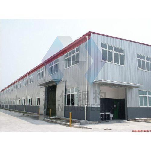 Fabrication Steel Structures for Workshop Warehouse Hangar Building