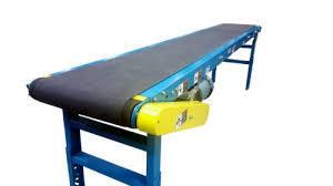 Industrial Metal Detector Belt Conveyor