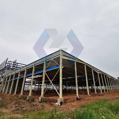 Light Gauge Steel Framing Prefabricated House