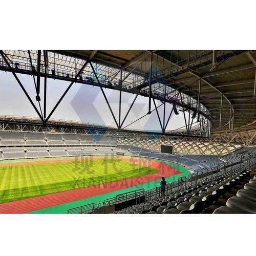 Modern Design Prefab Steel Structure Large Stadiums