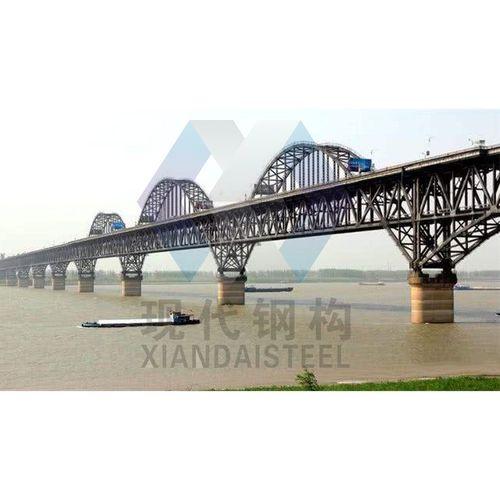 Prefab Space Frame Steel Structure Bridges