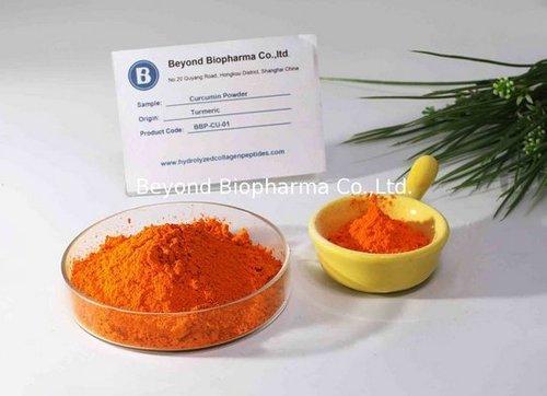 CAS NO. 458-37-7 Curcumin Powder With 95% Content Of Total Curcuminoid