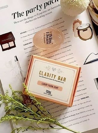 Facial Soap Bar Clarity Luxury Age Group: All Age