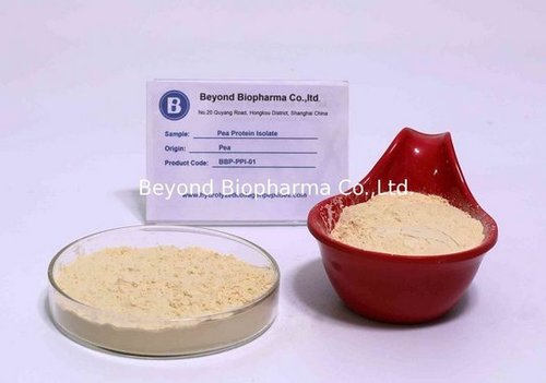 Organic Plant Based Pea Protein Isolate Powder Used For Nutritional Food