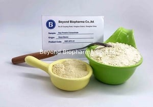 Organic Verified Soy Protein Concentrate Powder From Non GMO Soya Beans